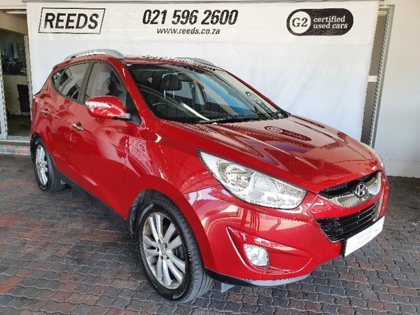 2011 Hyundai ix35 2.0 GLS  Executive Auto Western Cape Goodwood_0