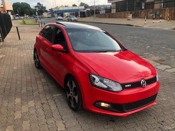 2014 Volkswagen Polo Gti 1.4tsi Dsg  Gauteng Benoni_0