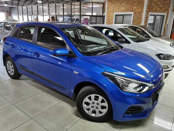 2021 Hyundai i20 1.4 Motion Auto Gauteng Benoni_0