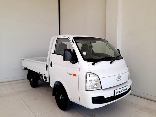 2021 Hyundai H100 Bakkie 2.6d Fc Ds  Gauteng Vereeniging_0