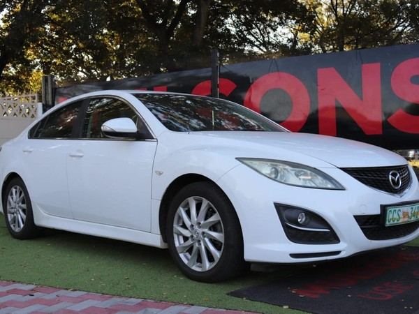2010 Mazda 6 2.5 Active At  Gauteng Boksburg_0
