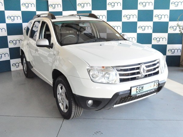 2014 Renault Duster 1.6 Dynamique Free State Bloemfontein_0