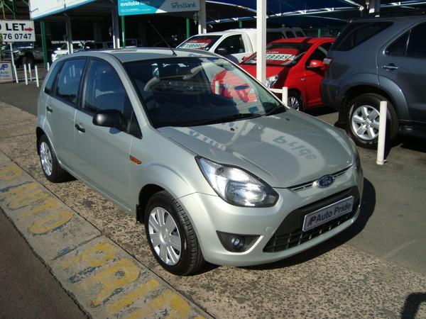 2011 Ford Figo 1.4 Ambiente  Gauteng Pretoria_0