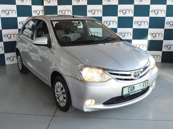 2014 Toyota Etios 1.5 Xs 5dr  Free State Bloemfontein_0