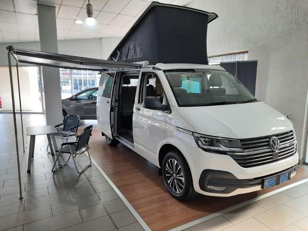 2021 Volkswagen Transporter T6.1 California Coast 2.0 BiTDI 4MOT DSG 146kW Mpumalanga Trichardt_0