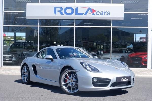 2013 Porsche Cayman S PDK Western Cape Somerset West_0