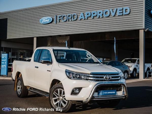 2018 Toyota Hilux 2.8 GD-6 Raider 4x4 Extended Cab Bakkie Kwazulu Natal Richards Bay_0