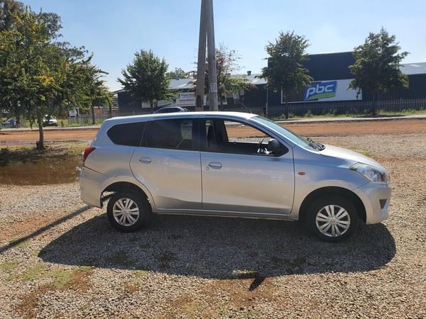 2017 Datsun Go 1.2 7 Seat Gauteng Lenasia_0