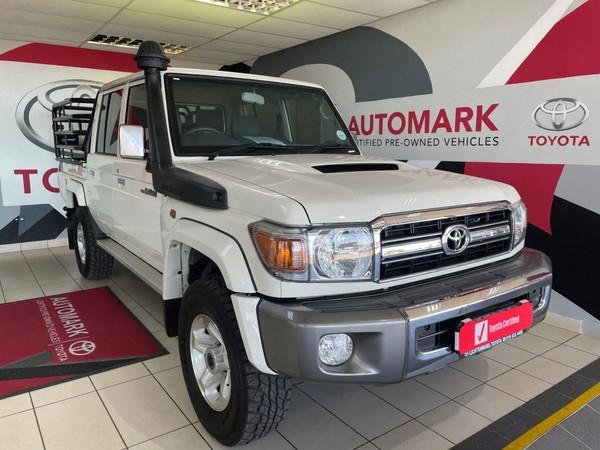 2020 Toyota Land Cruiser 79 4.5D Double cab Bakkie North West Province Lichtenburg_0