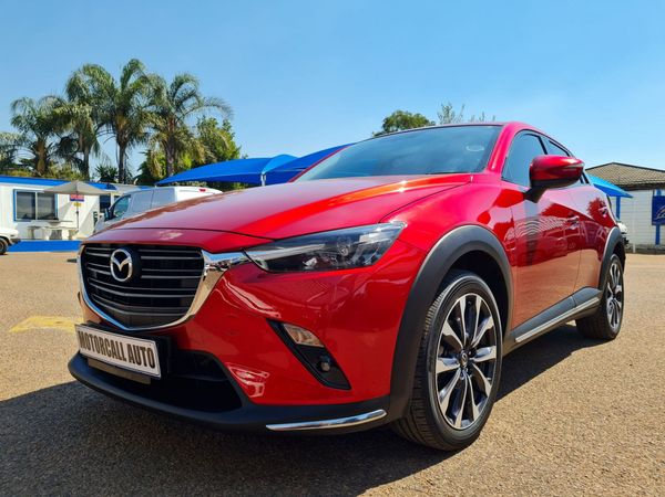 2019 Mazda CX-3 2.0 Individual Auto Gauteng Centurion_0