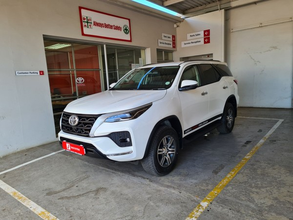 2021 Toyota Fortuner 2.4GD-6 RB Western Cape Swellendam_0