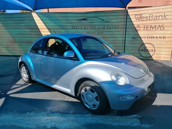 2000 Volkswagen Beetle 1600l  Di  Gauteng Rosettenville_0
