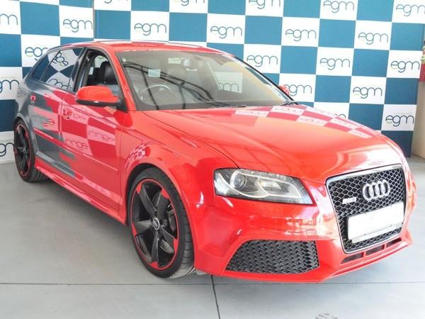 2012 Audi Rs3 Sportback Stronic  Free State Bloemfontein_0