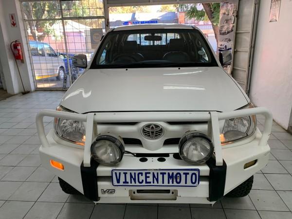 2008 Toyota Hilux 4.0 V6 Raider 4x4 At Pu Dc  Gauteng Johannesburg_0