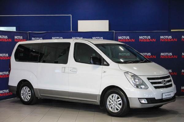 2017 Hyundai H1 Gls 2.4 Cvvt Wagon  Western Cape Parow_0