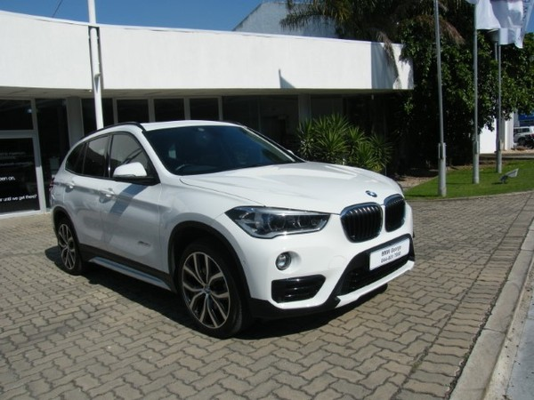 2016 BMW X1 xDRIVE20d Sport Line Auto Western Cape George_0