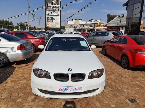 2009 BMW 1 Series 118i e87  Gauteng Lenasia_0
