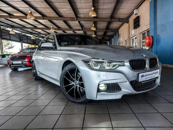 2016 BMW 3 Series 320D Auto Mpumalanga Middelburg_0