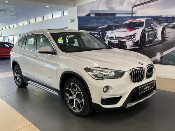 2016 BMW X1 xDRIVE20d xLINE Auto Western Cape Stellenbosch_0