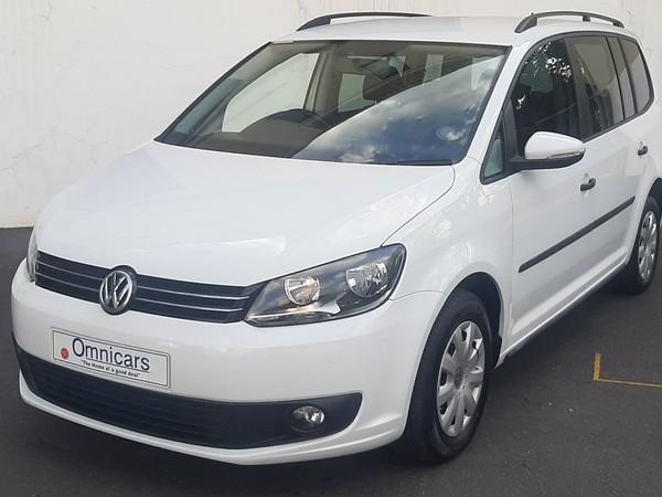 2015 Volkswagen Touran 2.0 Tdi Trendline Dsg  Western Cape Paarl_0