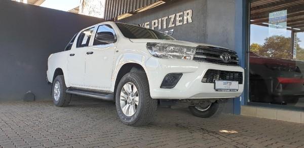 2016 Toyota Hilux 2.7 VVTi RB SRX Double Cab Bakkie Gauteng Pretoria_0