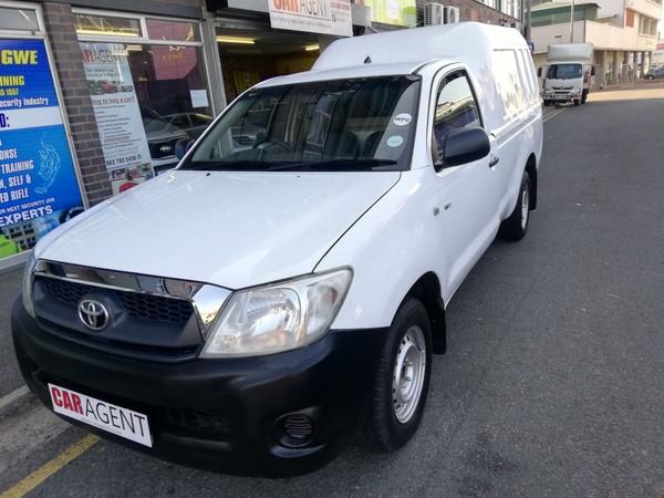 2011 Toyota Hilux 2.0 Vvti Pu Sc  Kwazulu Natal_0