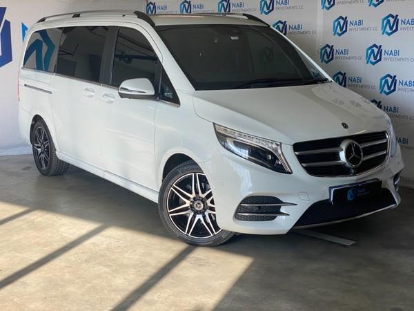 2019 Mercedes-Benz V-Class V250d  Avantgarde Auto Gauteng Sandton_0