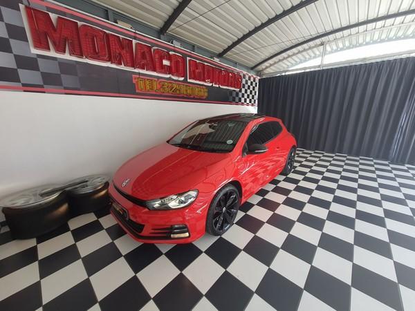 2016 Volkswagen Scirocco 2.0 TSI GTG DSG Gauteng Pretoria_0