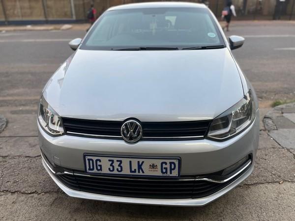 2014 Volkswagen Polo 1.2 TSI Trendline 66KW Gauteng Pretoria_0