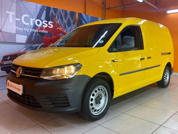 2017 Volkswagen Caddy MAXI 2.0TDi 81KW FC PV Kwazulu Natal Durban_0