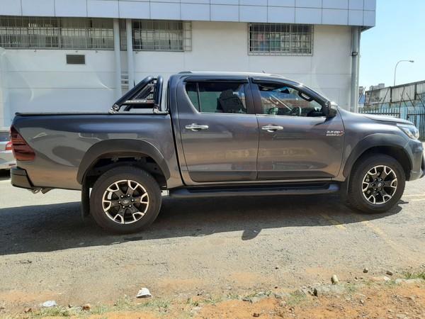 2020 Toyota Hilux 2.8 GD-6 RB Legend Auto Double Cab Bakkie Gauteng Johannesburg_0