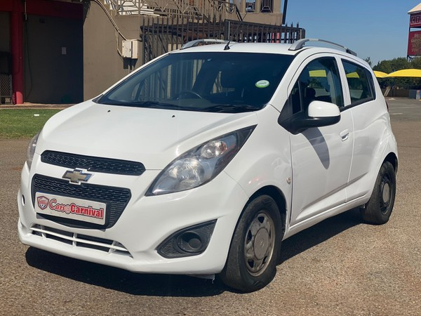 2015 Chevrolet Spark PERFECT FOR EVERYDAY Gauteng Brakpan_0