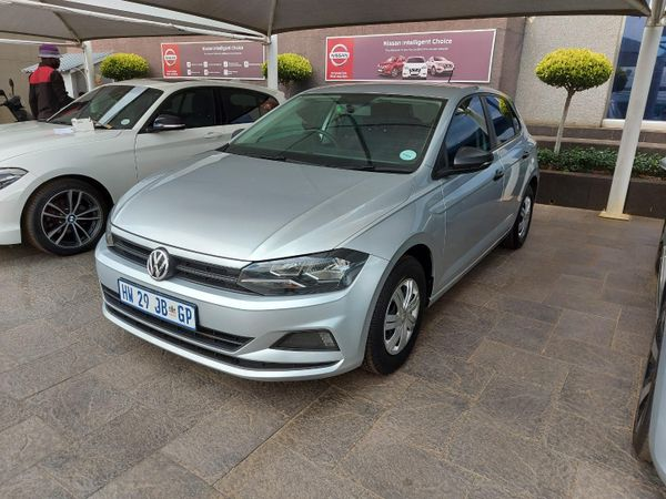 2019 Volkswagen Polo 1.0 TSI Comfortline Gauteng Johannesburg_0
