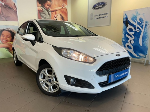 2017 Ford Fiesta 1.0 ECOBOOST Trend Powershift 5-Door Western Cape Ottery_0