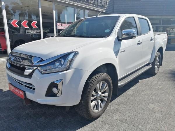 2021 Isuzu D-MAX 300 LX Auto Double Cab Bakkie Western Cape Cape Town_0