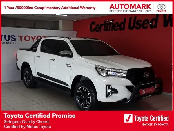 2020 Toyota Hilux 2.8 GD-6 Raider 4X4 Auto Double Cab Bakkie Gauteng Edenvale_0