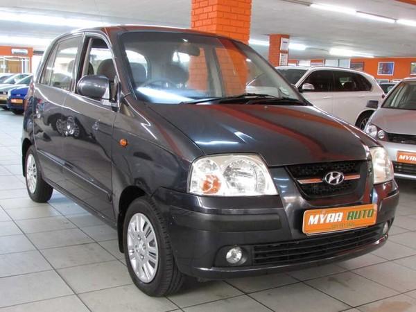 2009 Hyundai Atos 1.1 Gls  Western Cape Cape Town_0