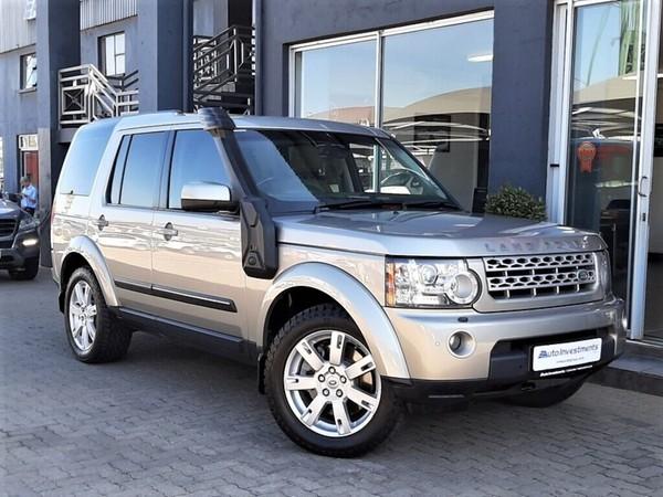 2011 Land Rover Discovery 4 3.0 Tdv6 Se  Gauteng Centurion_0