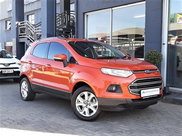 2015 Ford EcoSport 1.5TD Trend Gauteng Centurion_0