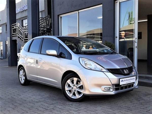 2013 Honda Jazz 1.5 Elegance At  Gauteng Centurion_0