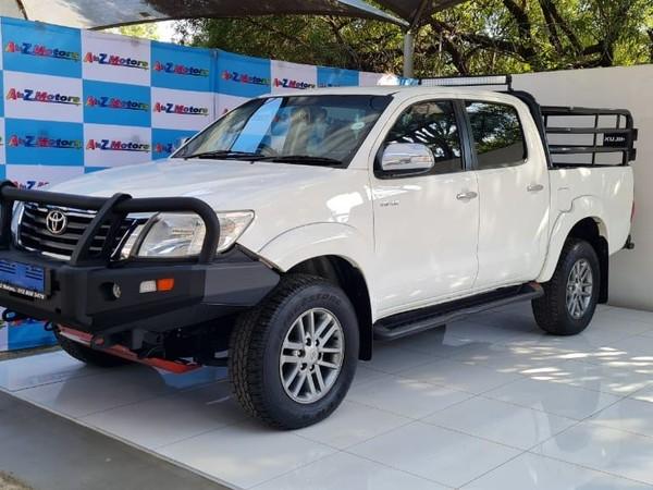 2014 Toyota Hilux 4.0 V6 Raider AT DC Gauteng Pretoria_0