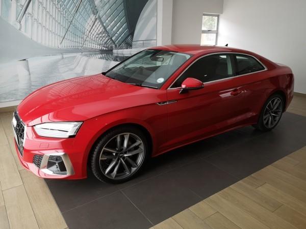 2021 Audi A5 2.0 TDI Stronic Quattro S Line 40 TDI Gauteng Johannesburg_0