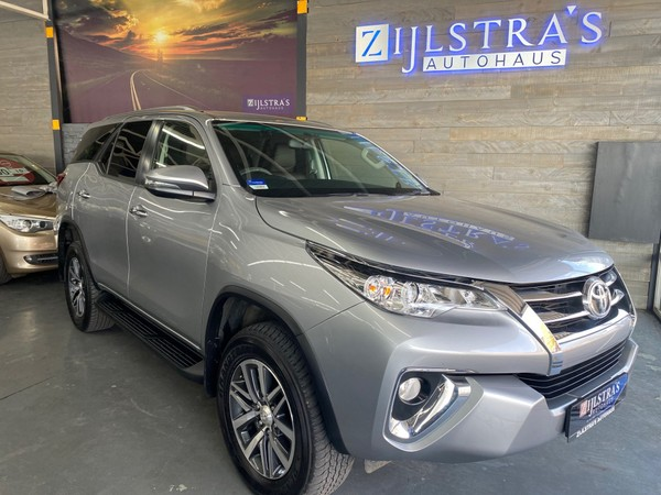 2019 Toyota Fortuner 2.4GD-6 RB Free State Bloemfontein_0