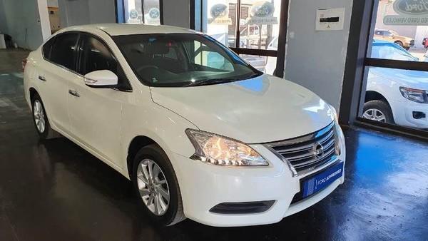 2014 Nissan Sentra 1.6 Acenta Northern Cape Kuruman_0