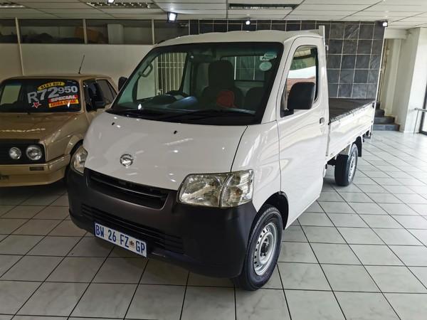 2012 Daihatsu Gran Max 1.5 High Pu Ds  Gauteng Edenvale_0