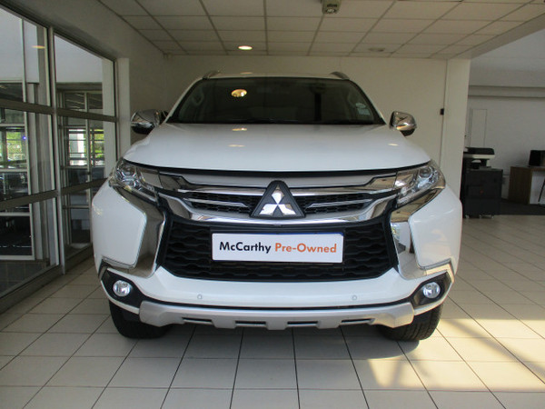 2020 Mitsubishi Pajero Sport 2.4D Auto Kwazulu Natal Umhlanga Rocks_0