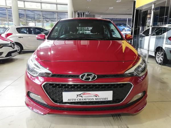 2019 Hyundai i20 1.4 N Series Gauteng Johannesburg_0