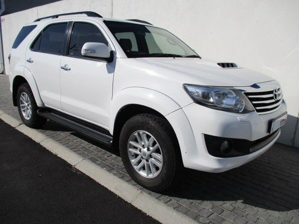 2013 Toyota Fortuner 3.0d-4d Rb At  Western Cape Table View_0