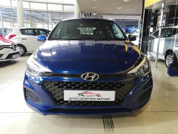 2017 Hyundai i20 1.4 Fluid Gauteng Johannesburg_0