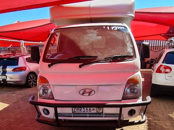 2010 Hyundai H100 Bakkie 2.6d Ac Fc Ds  Gauteng Lenasia_0